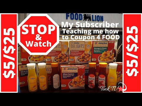 💥😍FOOD LION COUPONING 4 GROCERY💥MUST WATCH😱COUPONING W/MY SUBSCRIBER😍Using $5/$25 Fm DG💥16 Items $7😱