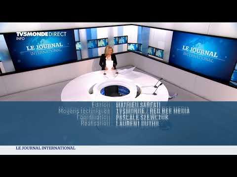 Le journal international - L'actualité internationale du samedi 10 avril 2021 - TV5MONDE