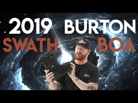2019 Burton Swath BOA Snowboard Boots Review