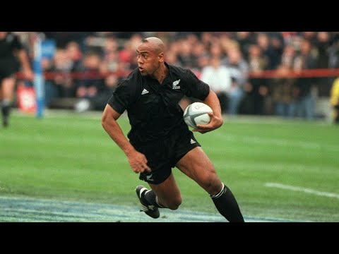 JONAH LOMU | The Top 10 Greatest All Blacks Of All Time!