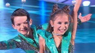 Elliana Walmsley & Jason Maybaum | Dancing With The Stars Juniors - DWTS 2018 | ALL PERFORMANCES