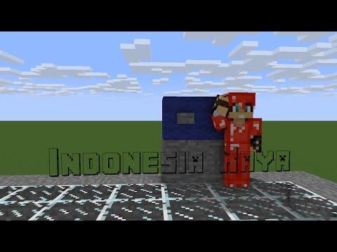 Minecraft noteblock(Indonesia Raya)