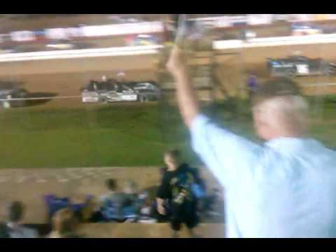 Fayetteville Motor Speedway - Memorial Race - Willie Milliken #1