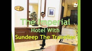 Todays Vlog I The Imperial Hotel I San Francisco Workshop with Sundeep The Traveller