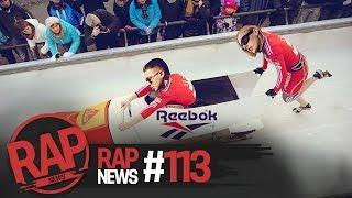 RapNews #113 [БАСТА, СКРИПТОНИТ, PHARAOH (OXXXYMIRON) & REEBOK]