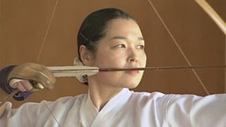 弓道②(Kyudo - The Way of the Bow)