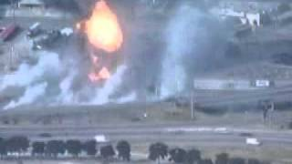 Dallas Propane Fires and Explosions