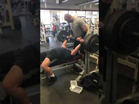465 Shoulder Saver Press
