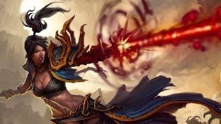 Diablo III Чародей. Подземелье комплекта