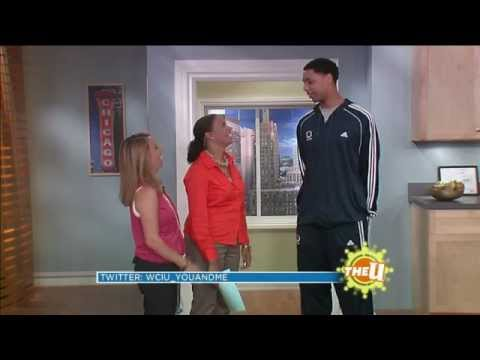 Jahlil Okafor Interview on You & Me This Morning