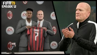 BECOMING THE GOAT!! FIFA 19 CAREER MODE - #12 SEASON SIX AT MILAN!! THE RETURN OF A LEGEND!!