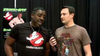 Ernie Hudson Talks Ghostbusters 3