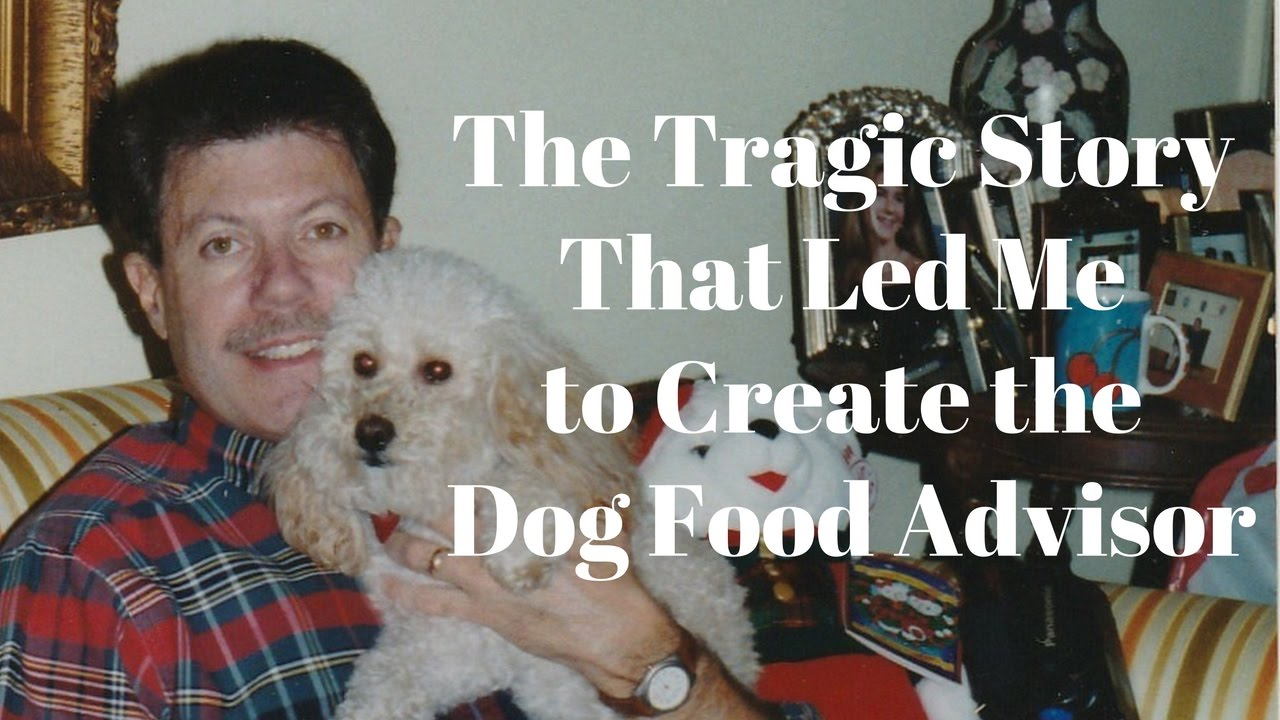 About Mike Sagman and The Dog Food Advisor