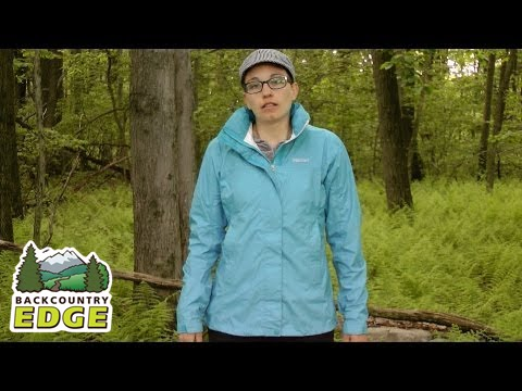 Marmot Women s Precip Jacket - YouTube c08013b3e8