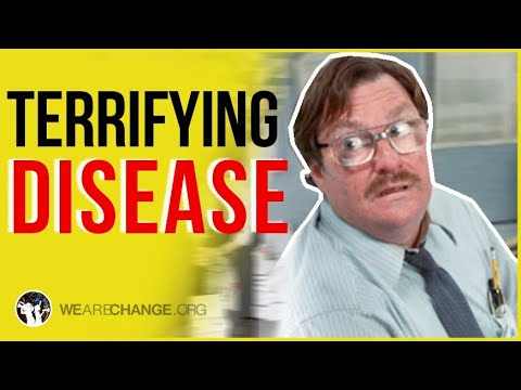 This Terrifying Disease Will Turn You Into An Establishment Zombie!