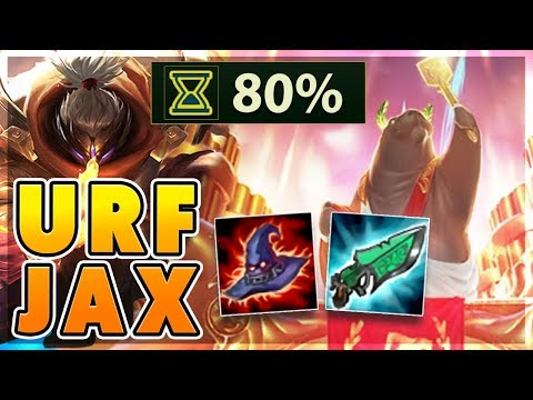 MOST STRESSFUL URF GAME EVER (CRAZY GAME) - BunnyFuFuu Full Gameplay