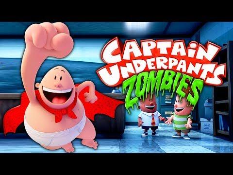 Captain Underpants Zombies (Black Ops 3 Zombies)