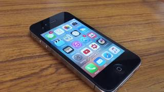 iPhone 4S in 2018! - Still Worth It?