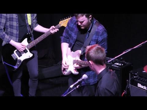 University of Wolverhampton Pop Music Live Stream 8/4/19