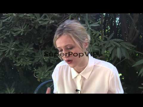 : Christa Theret on the story, the similarities ...