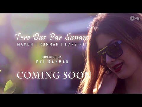 Tere Dar Par Sanam (BE MY LOVE) Song Teaser   Mamum, Rumman & Harvinth   Phir Teri Kahani Yaad Aayee