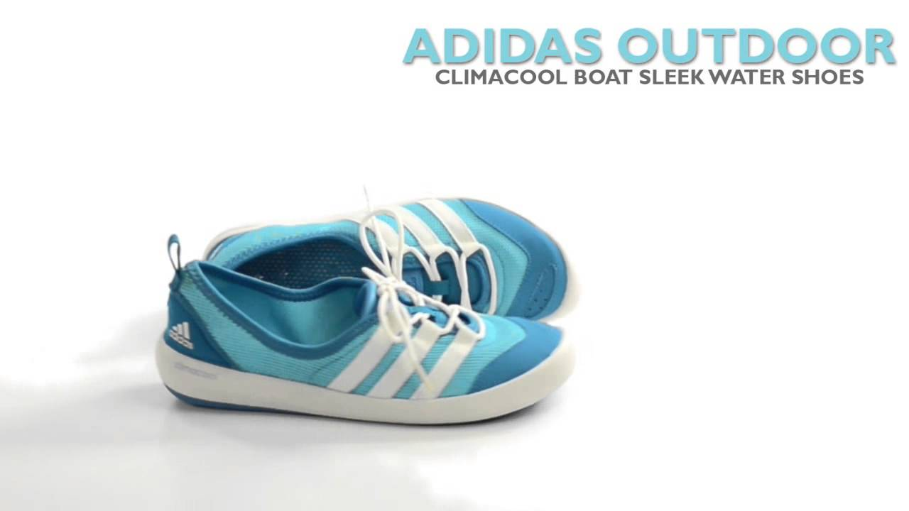 Adidas Outdoor Climacool Boat Sleek Water Shoes (For Women)
