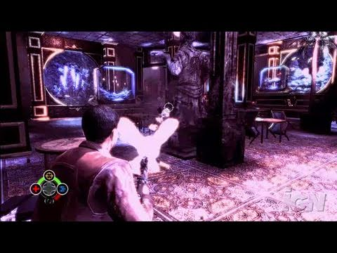 John Woo Presents Stranglehold Xbox 360 Review - Video