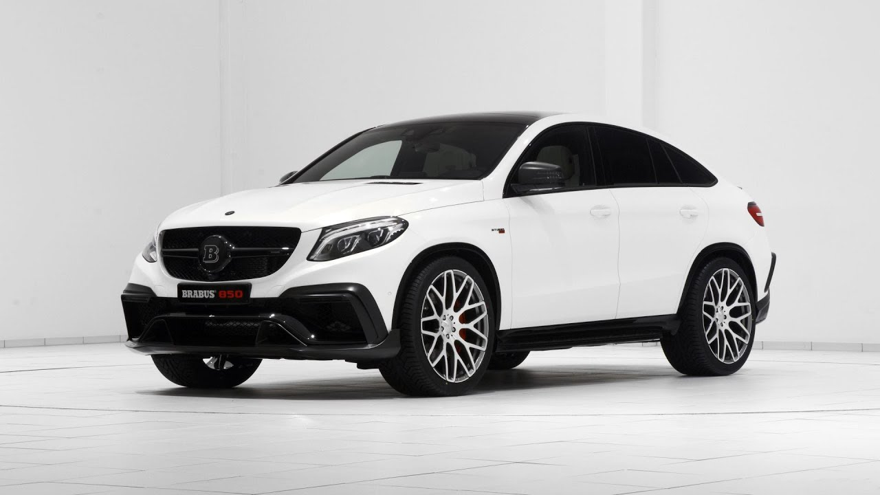 2016 brabus 850 6 0 biturbo 4x4 coup based on mercedes amg gle 63 coupe 850 hp i e youtube. Black Bedroom Furniture Sets. Home Design Ideas