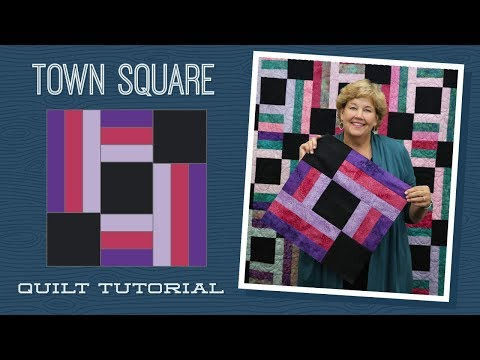 Make a Town Square Quilt with Jenny!