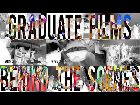IADT Graduate Films BTS 2015