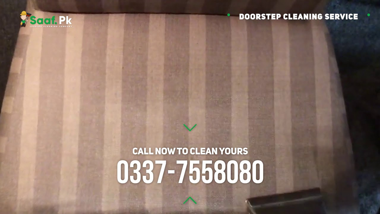 Chair Cleaning Services Company In Karachi Saaf Pk Youtube