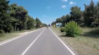 Tour Kroatien mit Stellplätze
