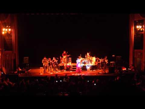 Lila downs-Mescalito live crest theatre sacramento CA