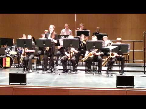 Iola Middle School Jazz Band A (2)