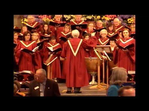 """""""Come Down, O Love Divine"""" Summer Choir June 11, 2017"""