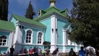 Праздник Пасхи. Храм Рождества Пресвятой Богородицы в Лазаревском. 27 апреля 2019
