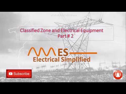 Part#2- Hazardous Area Classifications And Electrical Equipment(Hindi & Urdu)