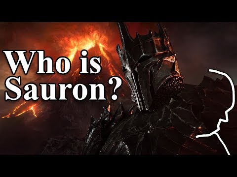 Who is Sauron? - The History of the Dark Lord in Tolkien's L