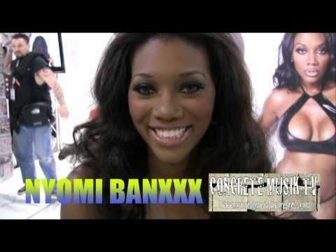 NYOMI BANXXX INTERVIEW