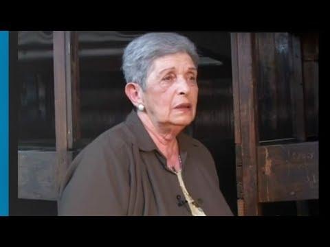 """חנה בר יש""""ע - מחנה הנשים ההונגריות באושוויץ-בירקנאו"""