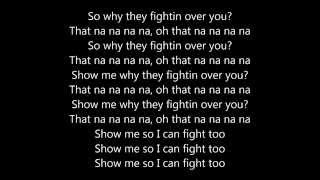 Akon - That Na Na [Lyrics]