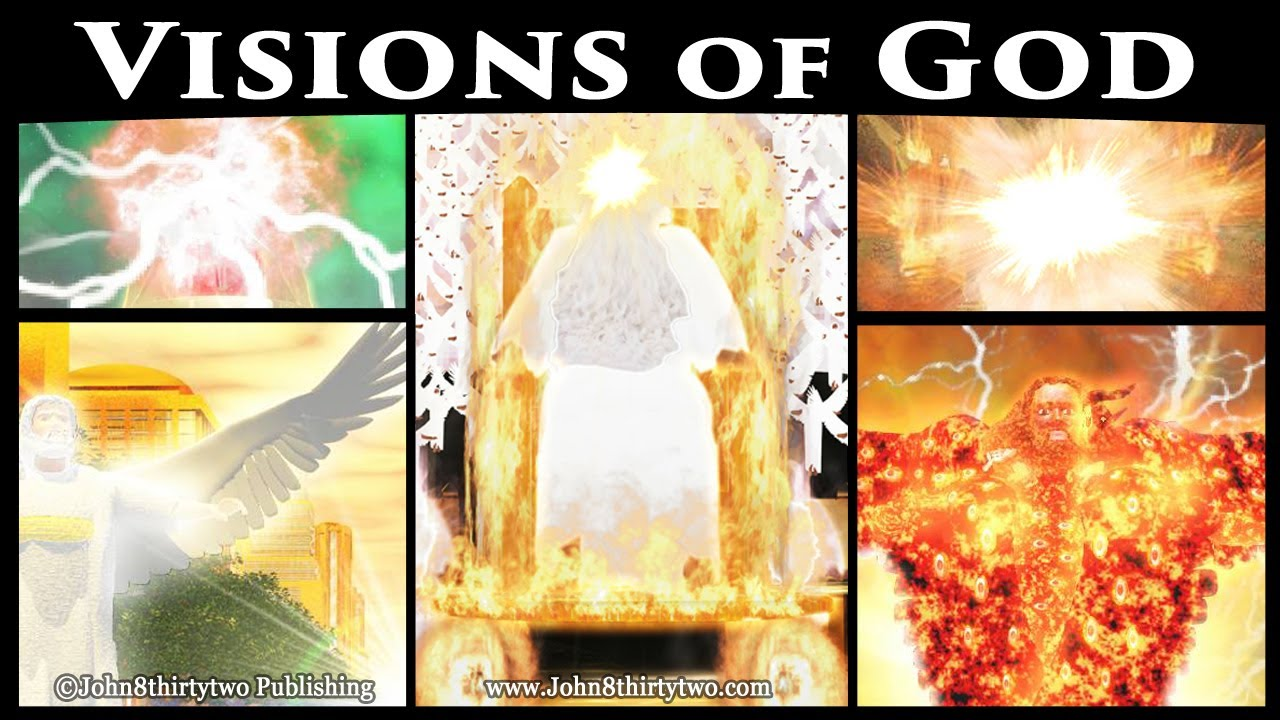 5 Feature: Visions of God & Heaven/Isaiah 6/Daniel 7/Throne of God/Ezekiel's Vision/New Jerusale