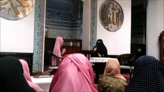 Komunitas Sahabat Muslimah Bersama Soraya Abdullah Balfas