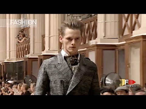 LANVIN Menswear Spring Summer 2011 Paris – Fashion Channel