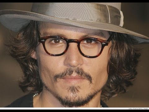 Funny Johnny Depp  talk about  persian cinema