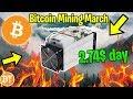 ASIC Mining Farm - Bitmain (Antminer) Crypto Mining