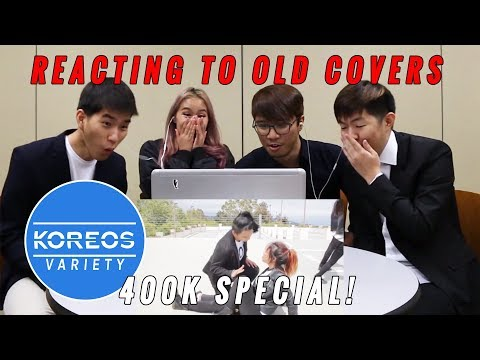 Download Youtube: [Koreos Variety] S2 EP8 - 400k subs special: Reacting to Old Covers