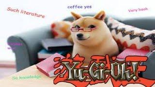 Doge's Dramatric Reading of the Yu-Gi-Oh! Theme song lyrics.
