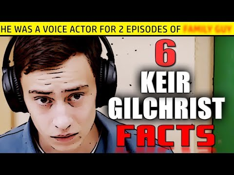 Keir Gilchrist Facts | Netflix ATYPICAL actor