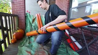 Toronto plumber selling candy chutes for a cause, donating proceeds to Daily Bread Food Bank